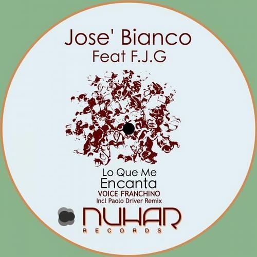 Josè Bianco & FJG -  Lo Que Me Encanta - FJG ( Instrumental Mix )