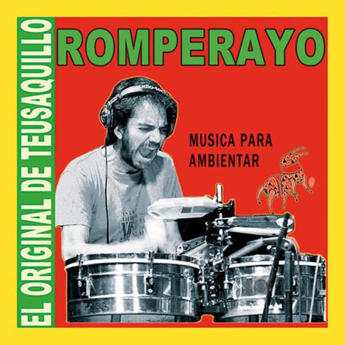 ROMPERAYO - El Moreno de la Plata (Huila) El Original de Teusaquillo, Música para Ambientar CBLLT044