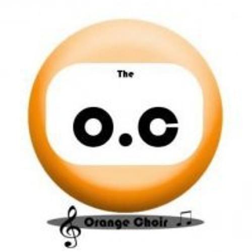 Orange Choir sings Janger at USM 2010