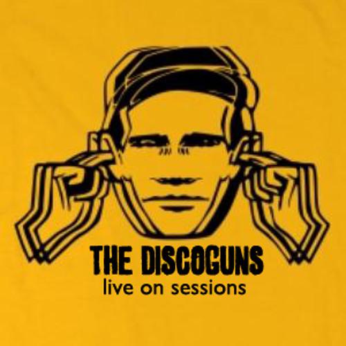 The Discoguns Live on Sessions Radio 01-02-2013
