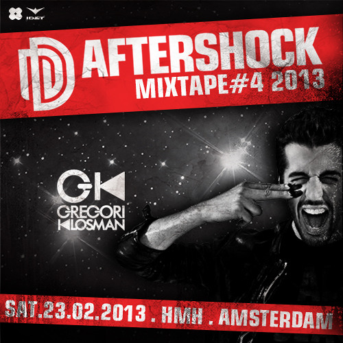 Gregori Klosman - The Aftershock Mixtape #4 2013