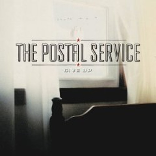 The Postal Service - Sleeping In (cover)