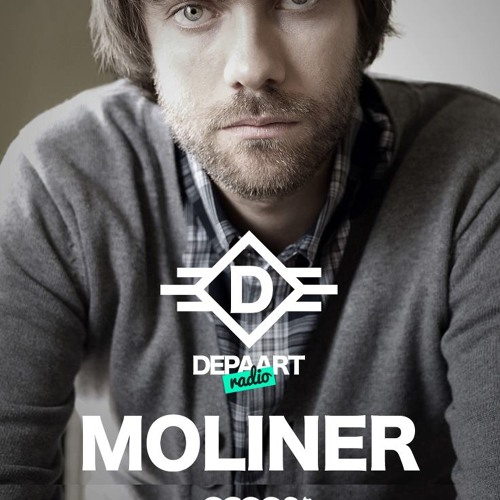Depaart Radio Show Pres. Moliner hosted by Ric Colair #001
