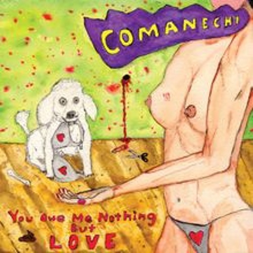 Comanechi - Death Threat