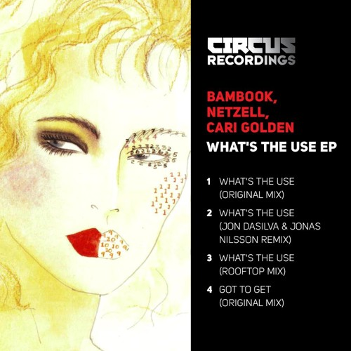 Bambook Feat. Cari Golden  - What's The Use (Rooftop Mix)