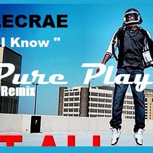 Lecrae - I Know PURE PLAY REMIX (Gravity 2013)