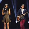 Naya Rivera & Darren Criss - Valerie