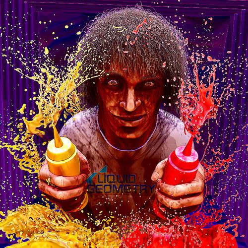 Liquid Geometry - Party Sauce - 07 Robo Nights (Mastah Syphe Remix)
