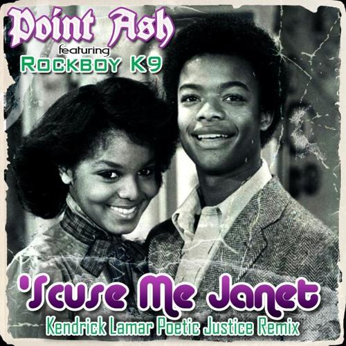 Point Ash - Scuse Me Janet feat. Rockboy K9