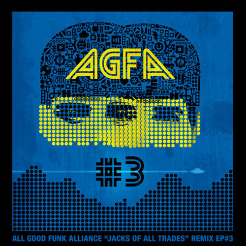 AGFA Go-Go Bananas (Qdup Foundation Remix) preview