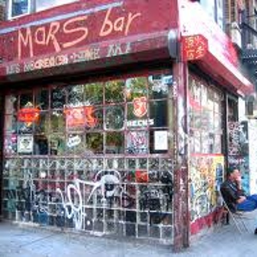 CHUCK BENET RAMSEY'S LAST NIGHT AT MARS BAR