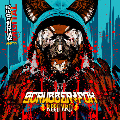Peace Off Digital 15 - Scrubber Fox - Crow Flicker (Raxyor Bloodthirsty Remix) - OUT NOW !!!