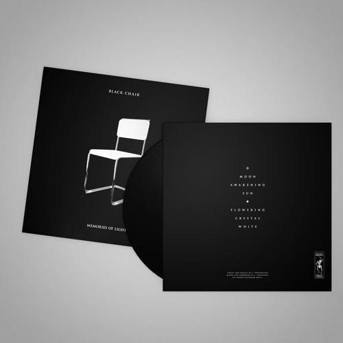 Black chair-sun