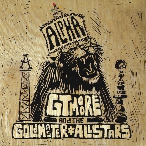 G.T. Moore And The Goldmaster Allstars - Train To Zion