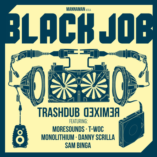Blackjob - Rise Again (Sam Binga remix) [FULL]