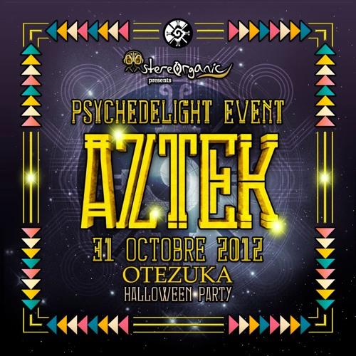 Otezuka (Iono Music) @ Psychedelight Event Aztek (2012-10-31)
