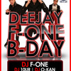 HAPPY BIRTHDAY DJ F-ONE LIVE MIXTAPE