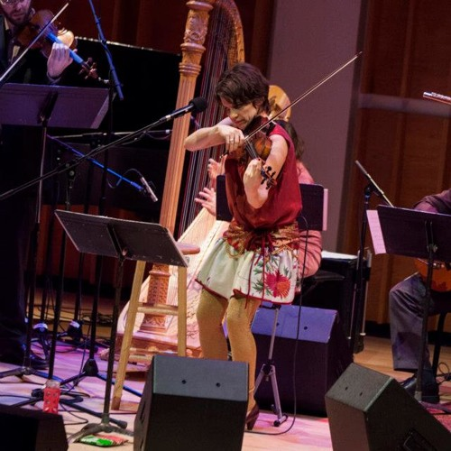 Carla Kihlstedt and International Contemporary Ensemble (Live from 2013 Ecstatic Music Festival®)