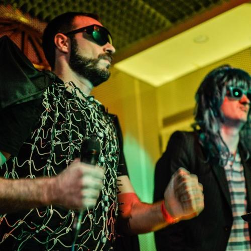 Blue Vulva & The Electronic Crooner