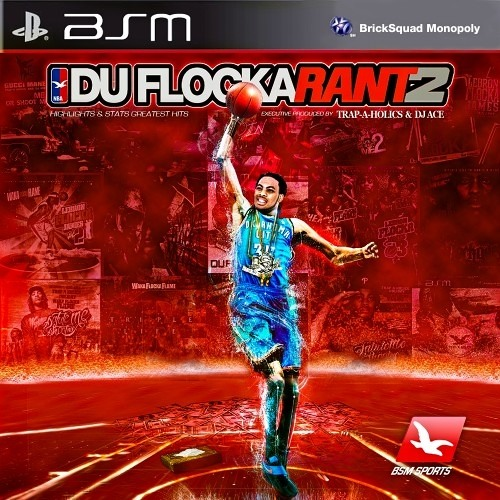 Waka Flocka Flame -Two Gunz Up Ft. Wooh Da Kid, Ice Burgandy, DBA // OBlock