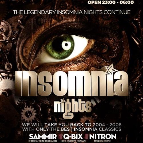 MIKE B @ INSOMNIA NIGHTS 02-02-2013 (LA GOMERA)