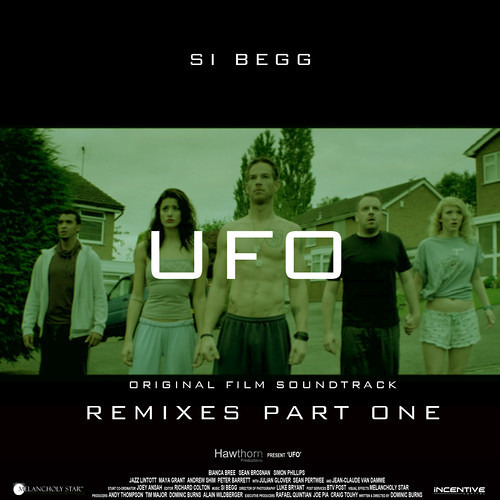 "Si Begg ""Panic"" (Shamanic Technology Remix) [UFO Soundtrack]"