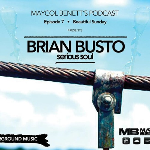 Brian Busto (Beautiful Sunday Podcast)