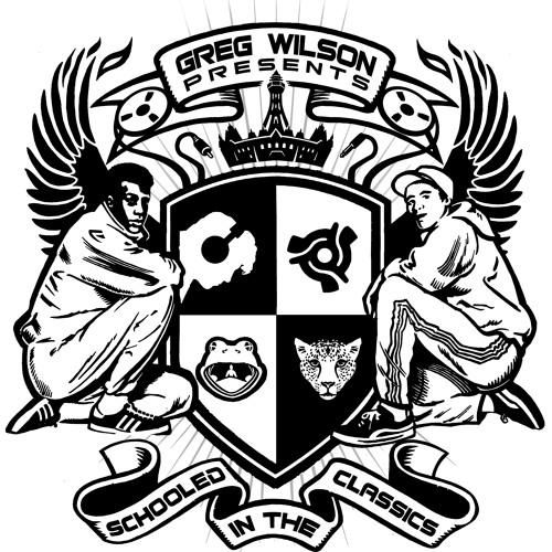 Greg Wilson Presents Schooled In The Classics 'Blue Angel'