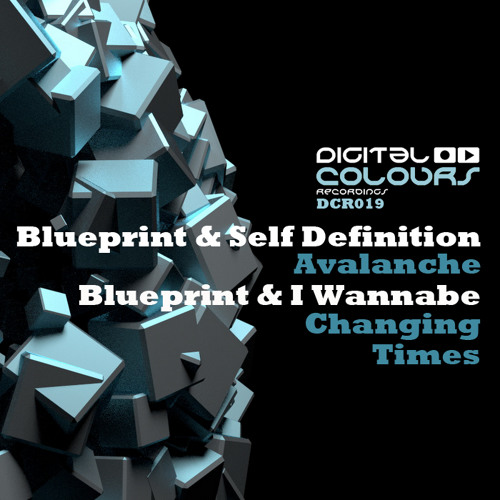 Blueprint + Self Definition - Avalanche (clip) - Digital Colours Recordings