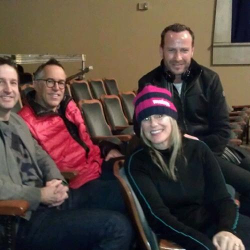 KCRW at Sundance: Festival Directors Trevor Groth & John Cooper