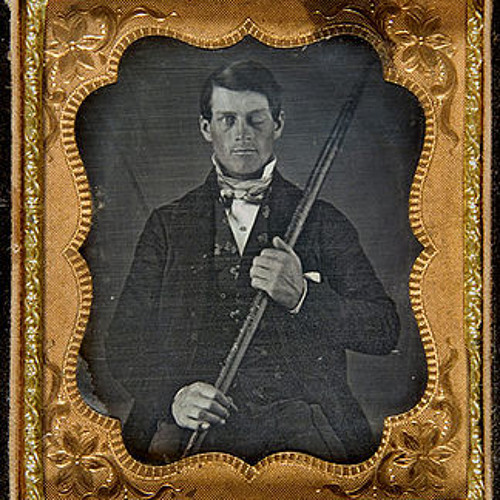phineas gages skull and the tamping rod essay Phineas gage: a gruesome but true story about brain a gruesome but true story about brain science phineas had a three-foot iron bar, a tamping iron for.