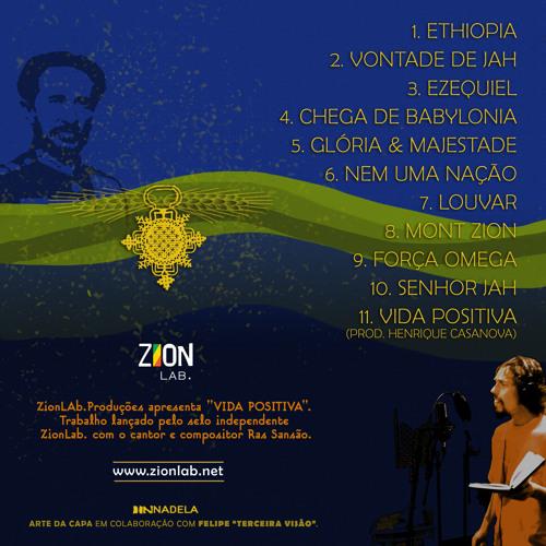 04. Chega de Babilonia - ZionLab. & Ras Sansão