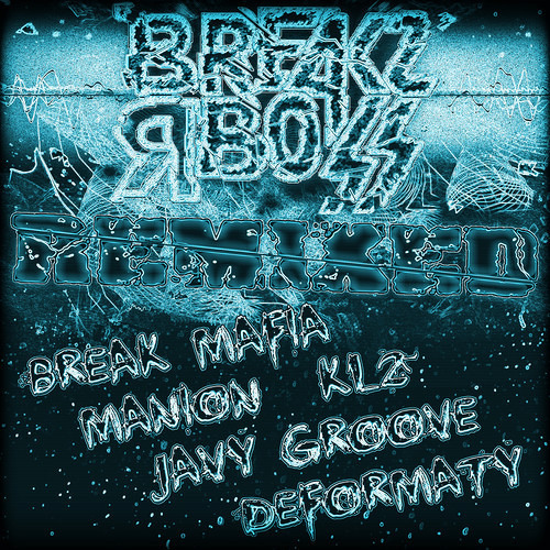 DRKWTR -Professional Party People (Javy Groove remix)  NOW ON BEATPORT [Breakz R Boss Remixed: Pt2]