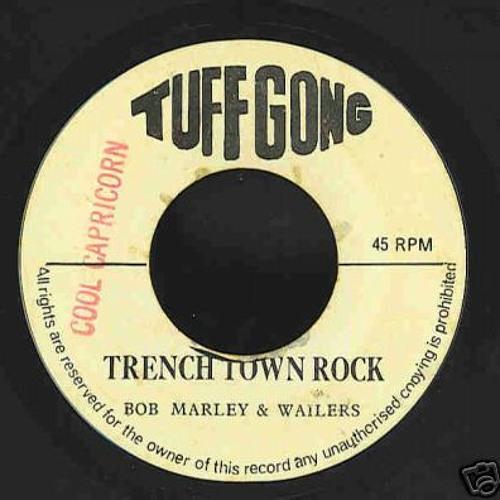 Bob Marley - Trenchtown Dub (J-Boogie remix)
