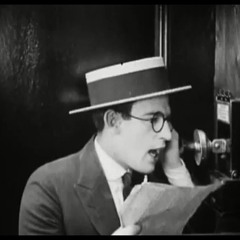 Making a rotary call on candlestick phone Feb 6 2013