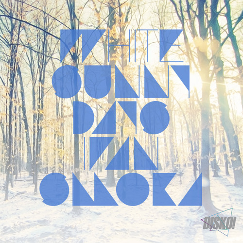 Serie Disko! Special 003 - White Sunny Days by Iván Smoka