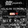 Burn The Fire Radio Show: Analog Euphoria #038 — ft. Pillage The Village