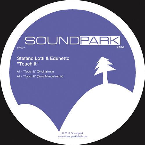 Stefano Lotti & Edunetto - Touch It (Original mix)