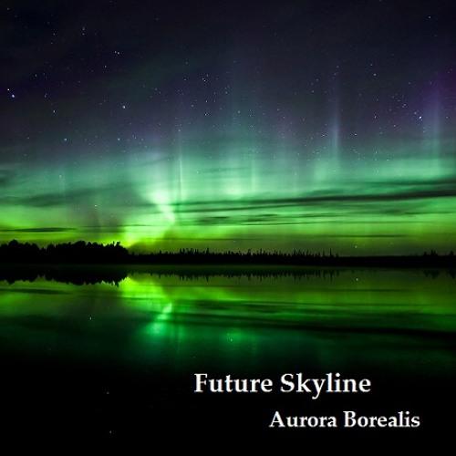 Future Skyline - Aurora Borealis