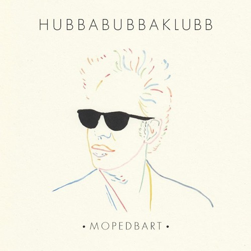 hubbabubbaklubb - Mopedbart (DSR007)