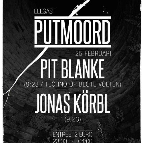 Jonas Körbl LIVE @ Putmoord | 2501 | De Elegast | Deventer