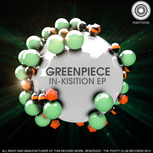 GreenPiece - Epic (Original Mix) [OUT NOW ON BEATPORT]