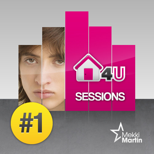 Mekki Martin - HOUSE4U SESSIONS #001