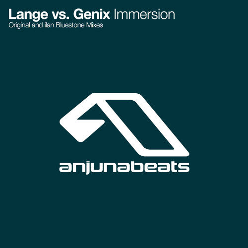 Lange vs. Genix - Immersion (Original Mix)