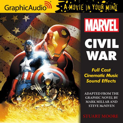 CIVIL WAR (MARVEL) - Sample Scene