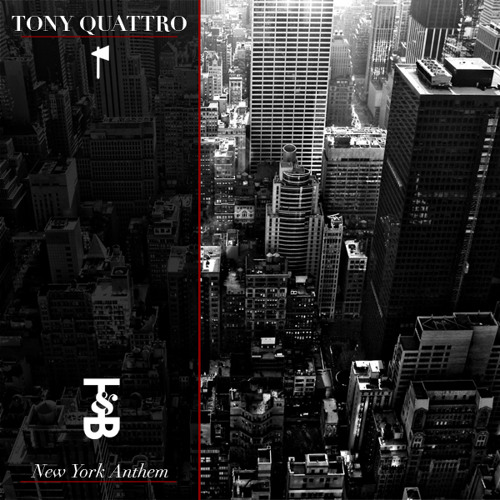 Tony Quattro & Doctor Jeep feat. B. Ames - Forth & Seek
