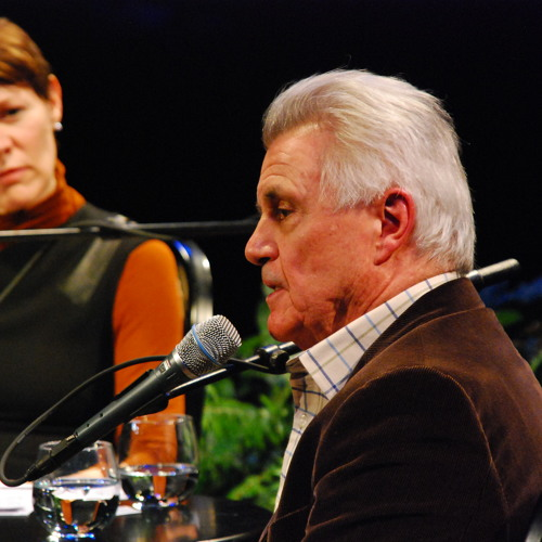 John Irving from Writers on a New England Stage