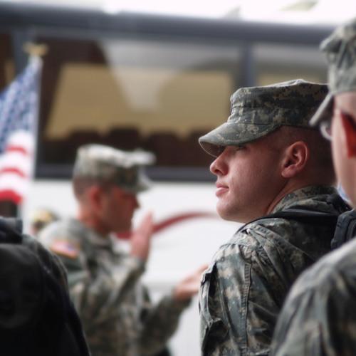 """Hooah!"" Converting Military Training To A Rewarding Civilian Career"