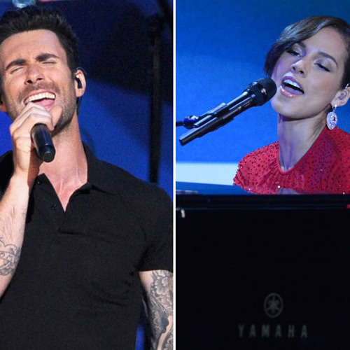 Direct from Hollywood: How Did Maroon 5 and Alicia Keys' Grammy Collaboration Come About?