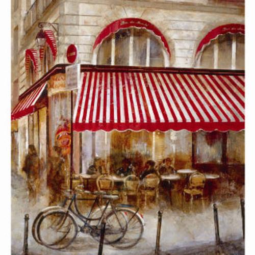 W.A.N.- Cafè de Paris (Original Mix) [PREVIEW]